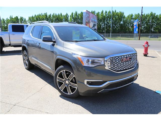 2018 GMC Acadia Denali (Stk: 161311) in Medicine Hat - Image 1 of 28