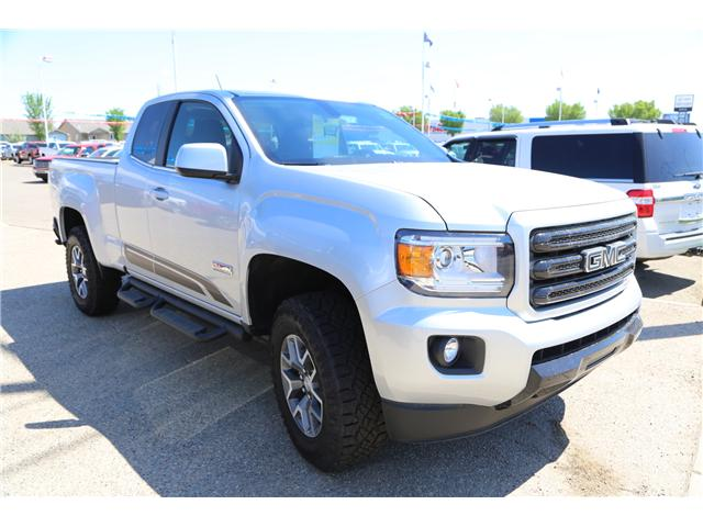 2018 GMC Canyon SLT (Stk: 161435) in Medicine Hat - Image 1 of 21