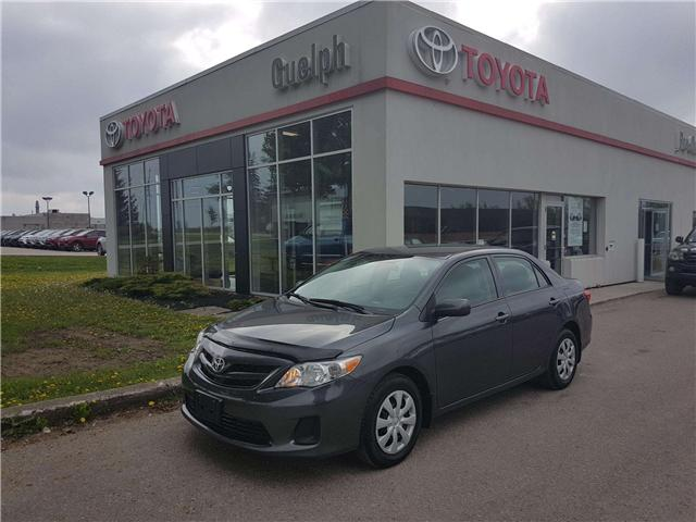 2013 Toyota Corolla CE (Stk: U00827) in Guelph - Image 1 of 30