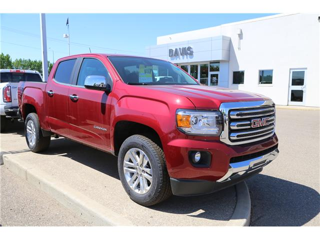 2018 GMC Canyon SLT (Stk: 161498) in Medicine Hat - Image 1 of 24