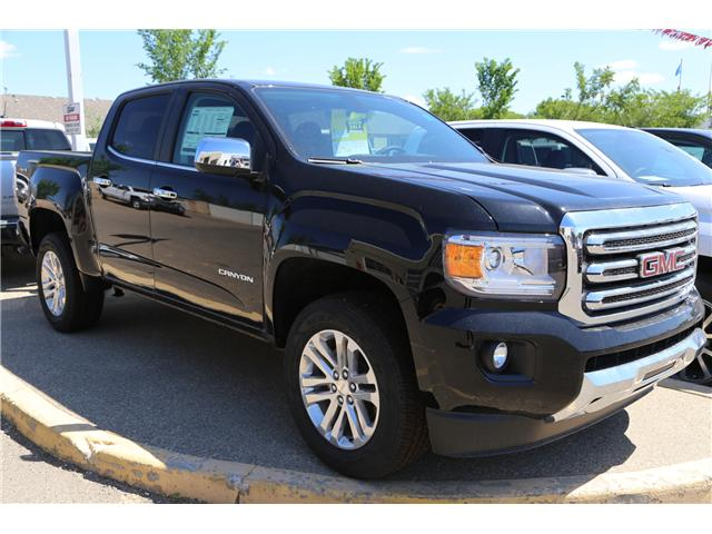 2018 GMC Canyon SLT (Stk: 161553) in Medicine Hat - Image 1 of 23