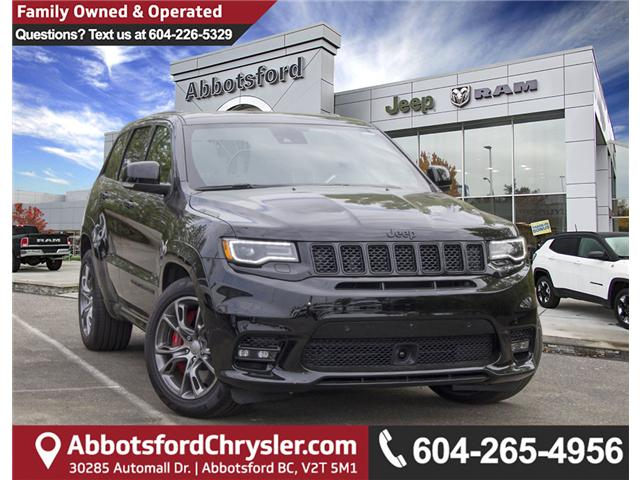 2018 Jeep Grand Cherokee SRT (Stk: J313675) in Abbotsford - Image 1 of 27