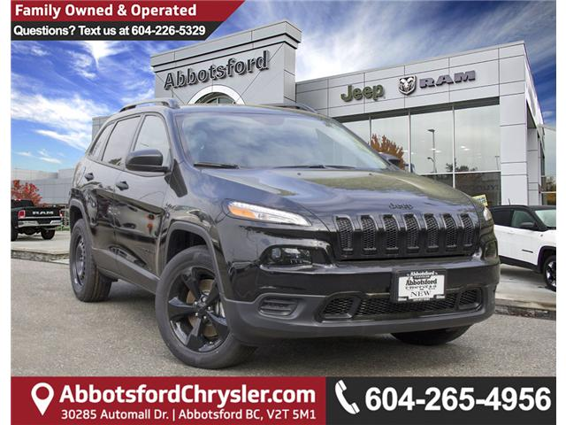 2018 Jeep Cherokee Sport (Stk: J522918) in Abbotsford - Image 1 of 27