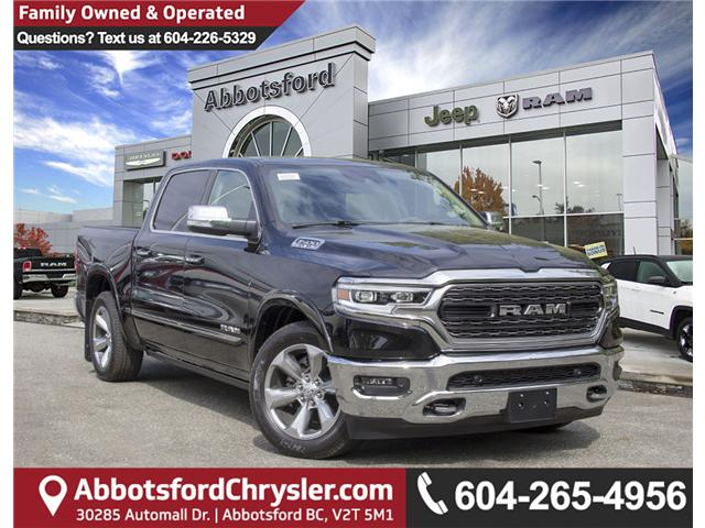 2019 RAM 1500 Limited (Stk: K503128) in Abbotsford - Image 1 of 30