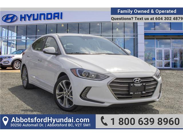 2018 Hyundai Elantra Limited (Stk: JE512437) in Abbotsford - Image 1 of 29