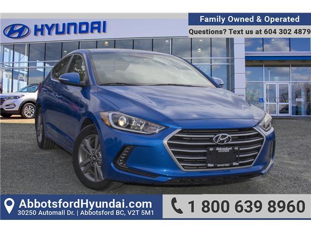 2018 Hyundai Elantra GL (Stk: JE518151) in Abbotsford - Image 1 of 27