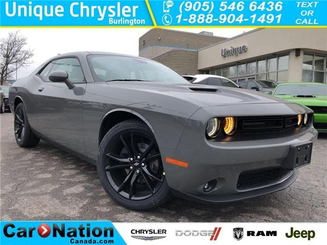2018 Dodge Challenger SXT (Stk: J596) in Burlington - Image 1 of 17