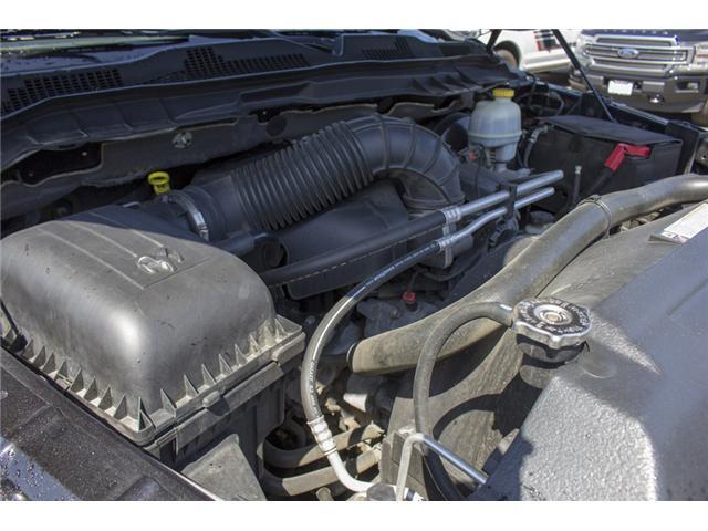 2011 Dodge Ram 1500 Sport (Stk: 7F32308B) in Surrey - Image 9 of 30