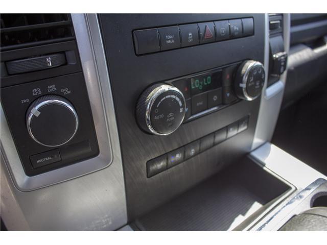 2011 Dodge Ram 1500 Sport (Stk: 7F32308B) in Surrey - Image 28 of 30