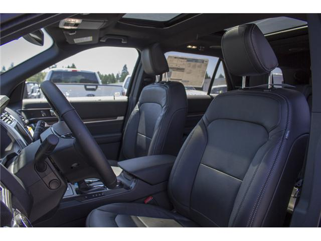 2018 Ford Explorer Limited (Stk: 8EX6343) in Surrey - Image 12 of 29