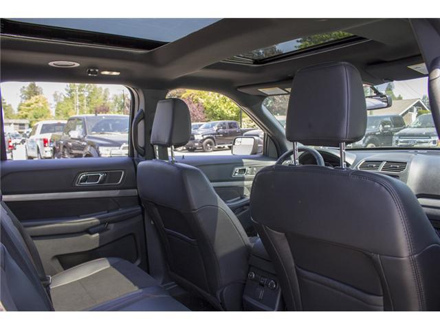2018 Ford Explorer XLT (Stk: 8EX4174) in Surrey - Image 18 of 28