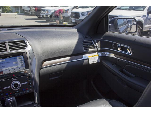 2018 Ford Explorer Limited (Stk: 8EX6343) in Surrey - Image 16 of 29