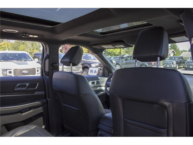 2018 Ford Explorer Limited (Stk: 8EX6343) in Surrey - Image 17 of 29