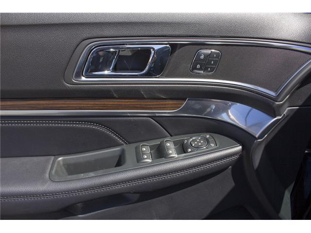 2018 Ford Explorer Limited (Stk: 8EX6343) in Surrey - Image 20 of 29