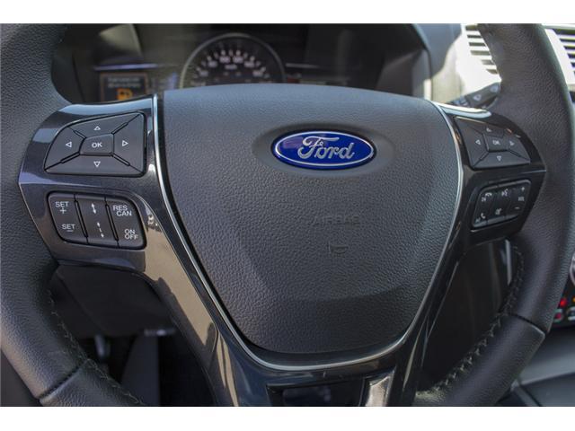 2018 Ford Explorer Limited (Stk: 8EX6343) in Surrey - Image 21 of 29