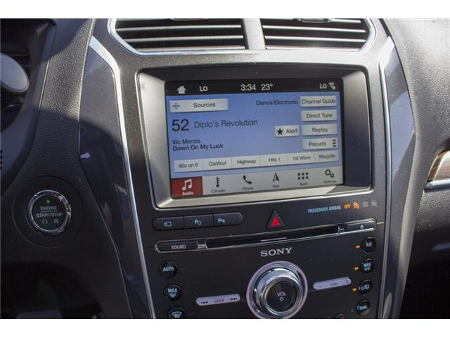 2018 Ford Explorer Limited (Stk: 8EX6343) in Surrey - Image 23 of 29