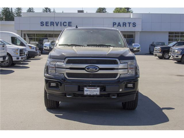 2018 Ford F-150 Platinum (Stk: 8F15381) in Surrey - Image 2 of 30