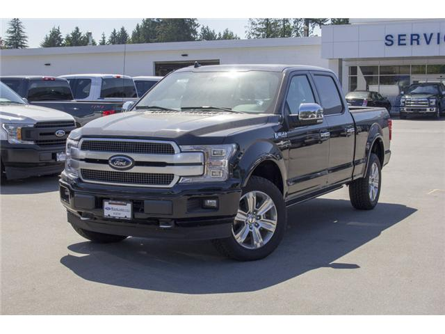 2018 Ford F-150 Platinum (Stk: 8F15381) in Surrey - Image 3 of 30