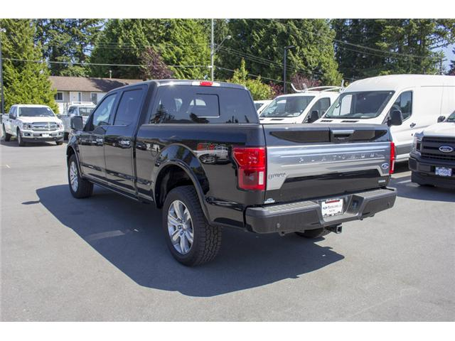 2018 Ford F-150 Platinum (Stk: 8F15381) in Surrey - Image 5 of 30