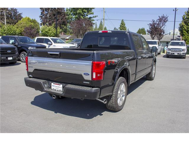 2018 Ford F-150 Platinum (Stk: 8F15381) in Surrey - Image 7 of 30