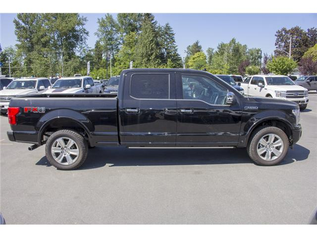 2018 Ford F-150 Platinum (Stk: 8F15381) in Surrey - Image 8 of 30