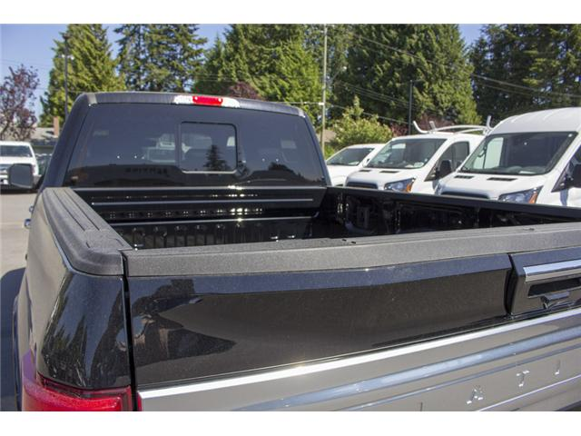 2018 Ford F-150 Platinum (Stk: 8F15381) in Surrey - Image 11 of 30