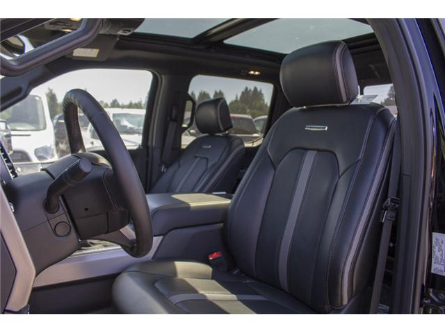 2018 Ford F-150 Platinum (Stk: 8F15381) in Surrey - Image 13 of 30