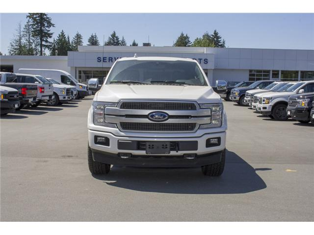 2018 Ford F-150 Platinum (Stk: 8F16099) in Surrey - Image 2 of 30