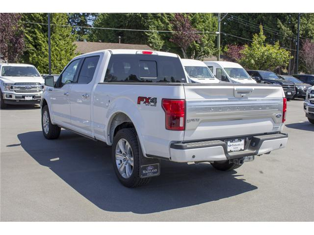2018 Ford F-150 Platinum (Stk: 8F16099) in Surrey - Image 5 of 30