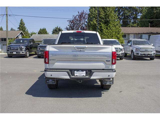 2018 Ford F-150 Platinum (Stk: 8F16099) in Surrey - Image 6 of 30