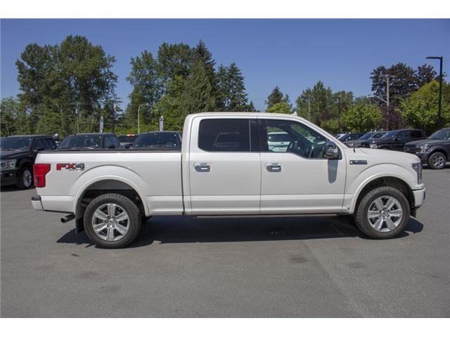 2018 Ford F-150 Platinum (Stk: 8F16099) in Surrey - Image 8 of 30