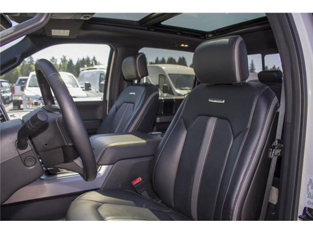 2018 Ford F-150 Platinum (Stk: 8F16099) in Surrey - Image 12 of 30