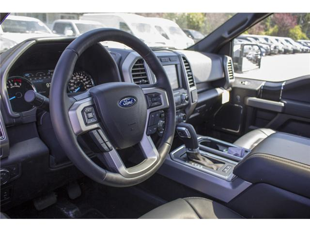 2018 Ford F-150 Platinum (Stk: 8F16099) in Surrey - Image 13 of 30