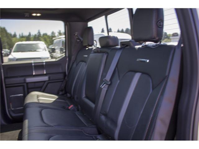 2018 Ford F-150 Platinum (Stk: 8F16099) in Surrey - Image 15 of 30