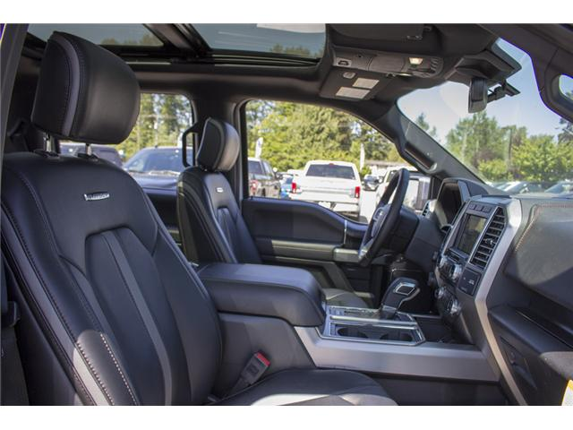 2018 Ford F-150 Platinum (Stk: 8F16099) in Surrey - Image 20 of 30