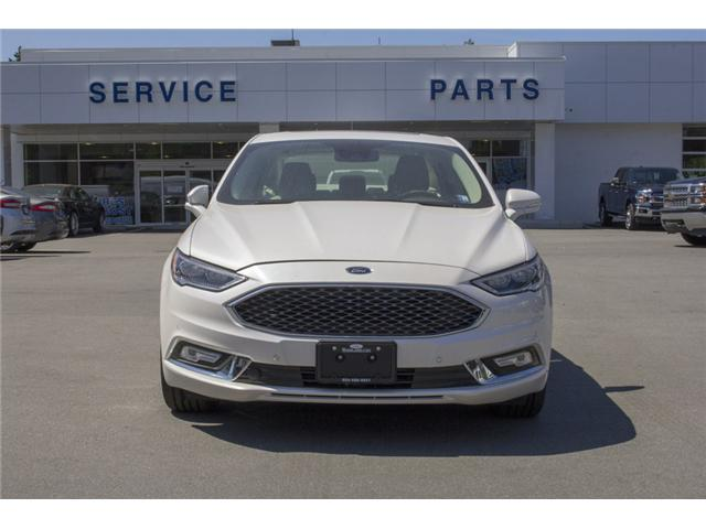 2018 Ford Fusion Platinum (Stk: 8FU2240) in Surrey - Image 2 of 26