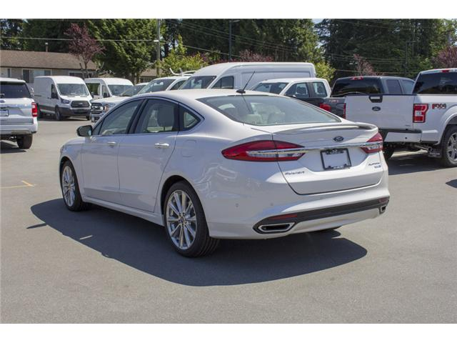 2018 Ford Fusion Platinum (Stk: 8FU2240) in Surrey - Image 5 of 26