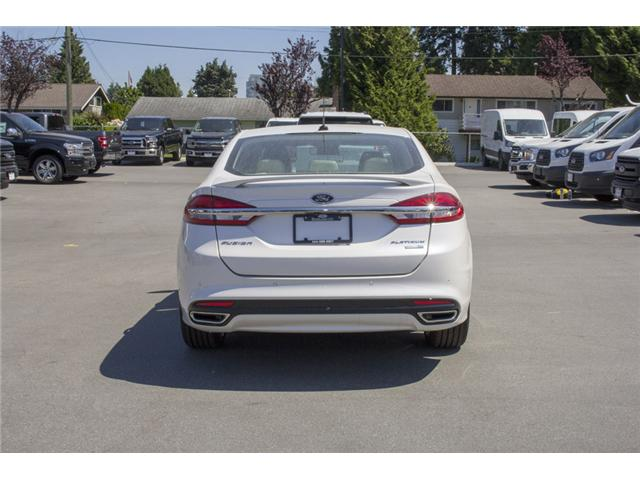 2018 Ford Fusion Platinum (Stk: 8FU2240) in Surrey - Image 6 of 26