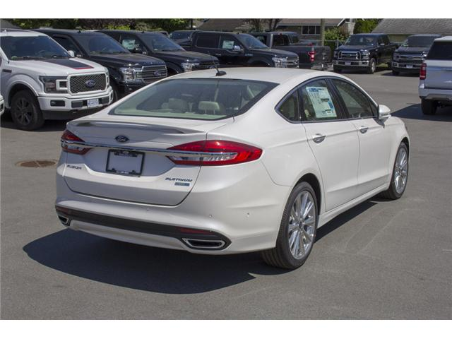 2018 Ford Fusion Platinum (Stk: 8FU2240) in Surrey - Image 7 of 26