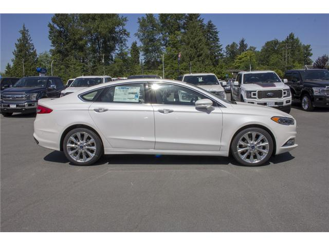 2018 Ford Fusion Platinum (Stk: 8FU2240) in Surrey - Image 8 of 26