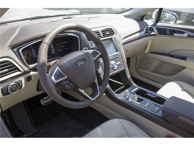 2018 Ford Fusion Platinum (Stk: 8FU2240) in Surrey - Image 10 of 26