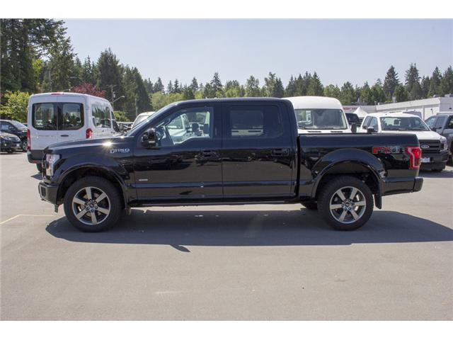 2016 Ford F-150 Lariat (Stk: P7921) in Surrey - Image 4 of 30