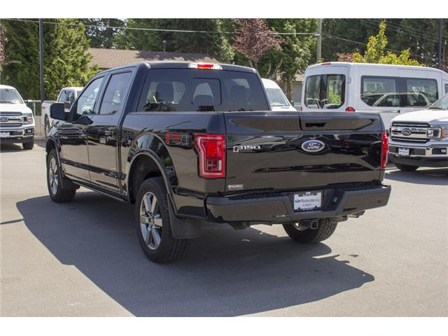 2016 Ford F-150 Lariat (Stk: P7921) in Surrey - Image 5 of 30