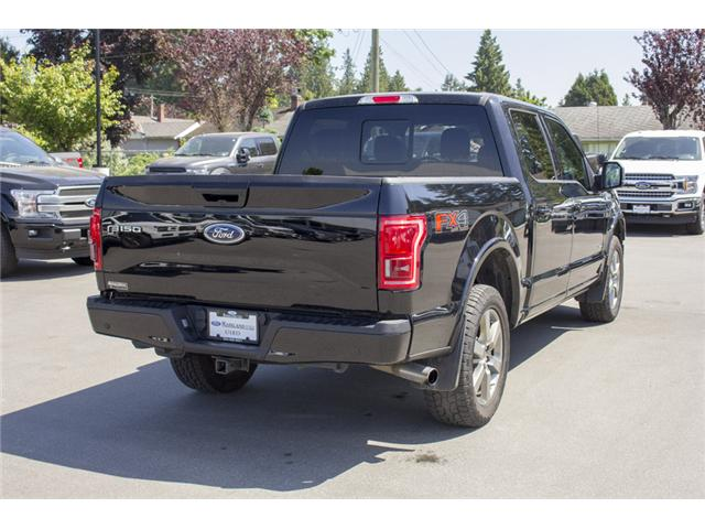 2016 Ford F-150 Lariat (Stk: P7921) in Surrey - Image 7 of 30