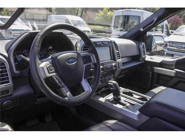 2016 Ford F-150 Lariat (Stk: P7921) in Surrey - Image 12 of 30