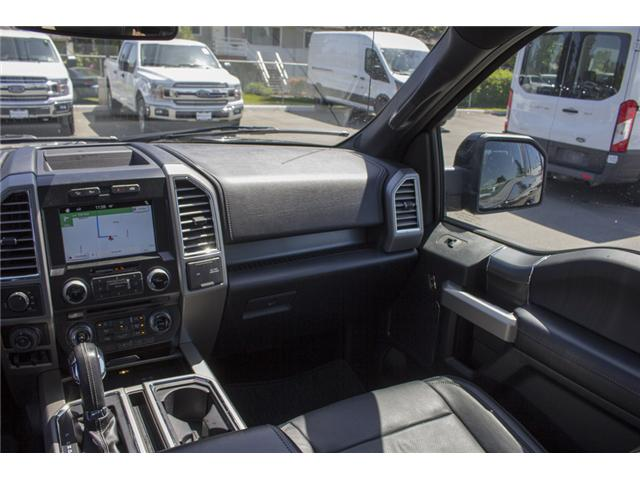2016 Ford F-150 Lariat (Stk: P7921) in Surrey - Image 15 of 30