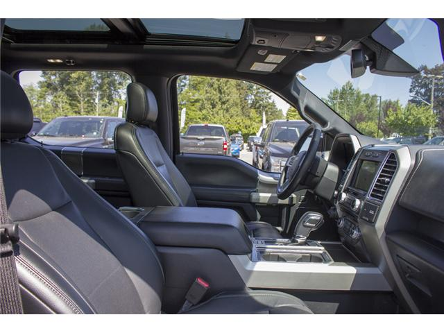 2016 Ford F-150 Lariat (Stk: P7921) in Surrey - Image 18 of 30