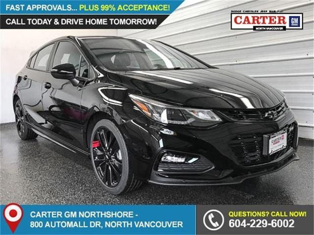2018 Chevrolet Cruze LT Auto (Stk: 8C69800) in Vancouver - Image 1 of 7