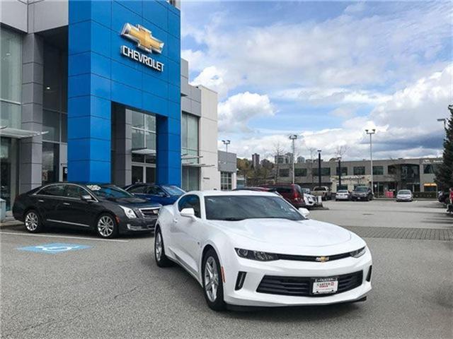 2018 Chevrolet Camaro 1LT (Stk: 8CA96690) in Vancouver - Image 2 of 7