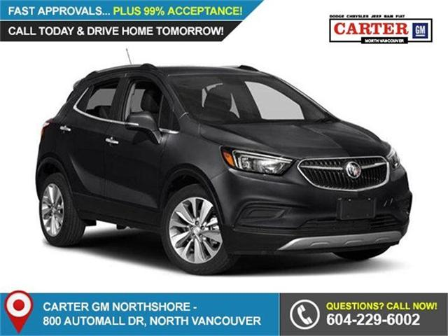 2018 Buick Encore Preferred (Stk: 8K95990) in Vancouver - Image 1 of 1